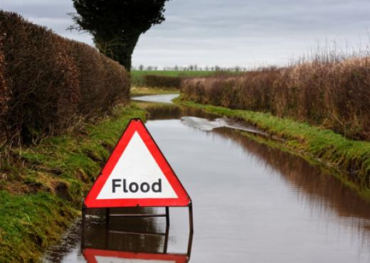 Driving safely in Rain and Floods