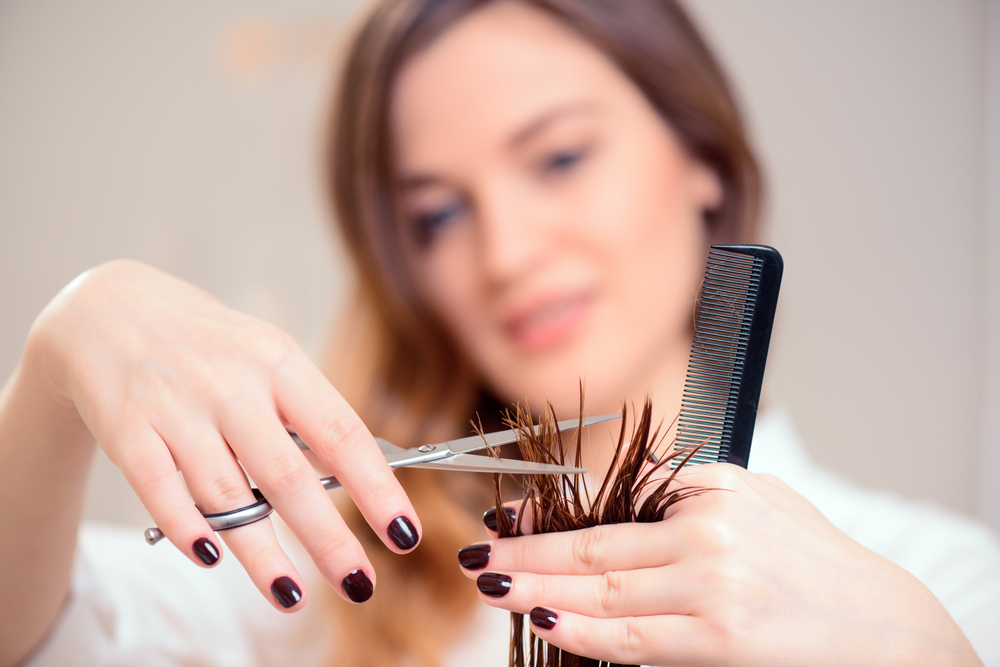 Are you cutting it? Mobile hairdressing