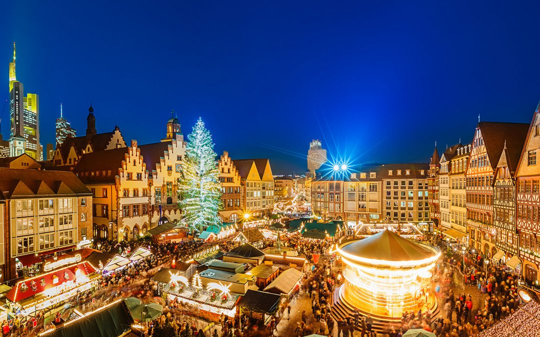 Top 10 Christmas Markets Around the World