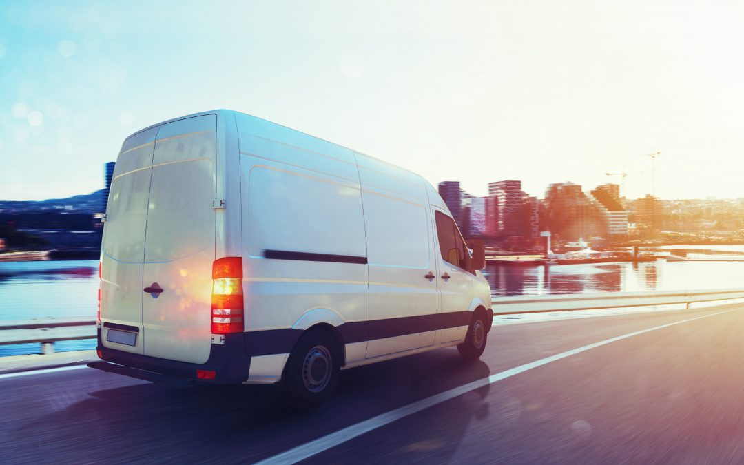 Three laws changes that van drivers need to know