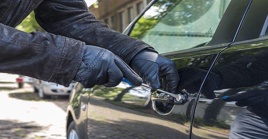 Car theft on the rise, but you can stop it