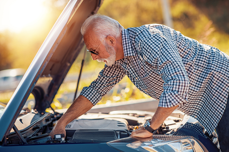 Give your car a summer health check