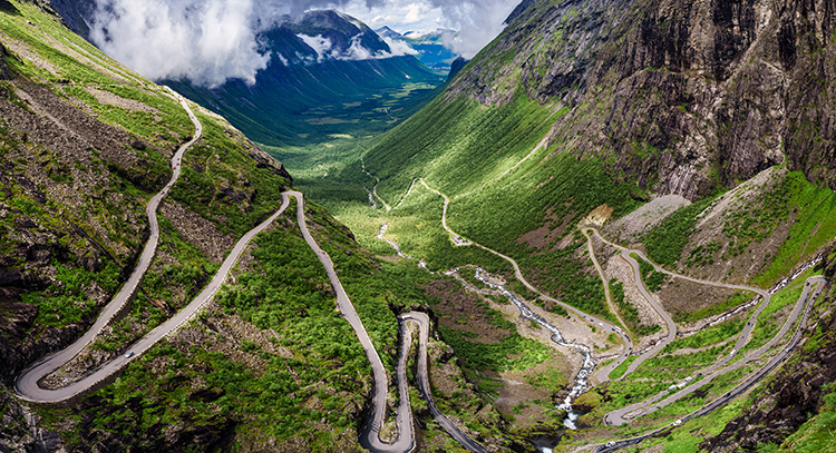 The Ten Most Dangerous Roads in the World