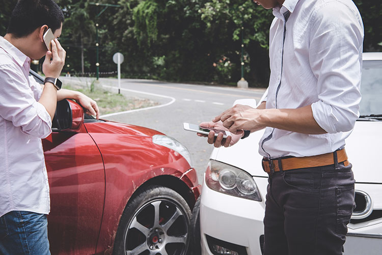 Why you need to report your accident as soon as you can